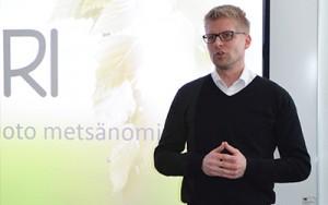 Luonnontuotealalla on mahdollisuuksia myös Hämeessä