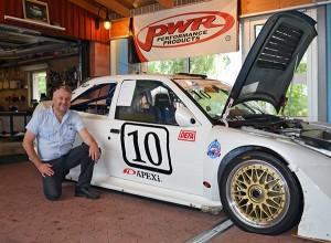 Kilpa-ajajasta yrittäjäksi – Sarlin Race Service valmistaa osia kilpa-autoihin ja teollisuuteen