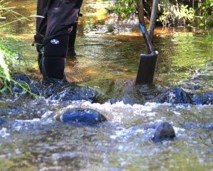 Pienistä puroista se jokikin lähtee – Parempiin vesistöihin soraikko kerrallaan