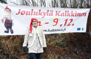 Kalkkinen on oikea Joulukylä