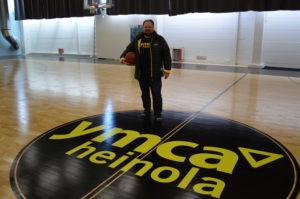 Heinolaan uusi Training Center