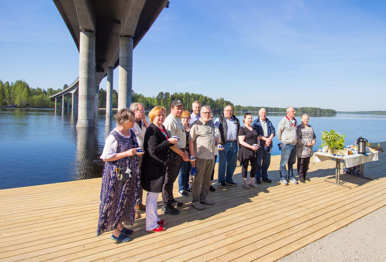 Kalkkisten satamaan uusi vierasvenelaituri - Hämeenraitti