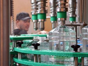 Veden vienti vaatii tehokkuutta