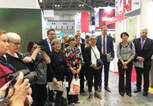Japanilaiset matkanjärjestäjät ja bloggarit vierailevat Hämeessä